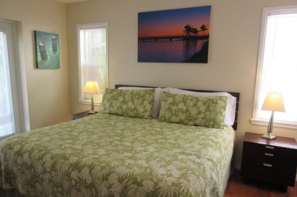 bedroom 2 bath suite can be joined with the duval key west suite